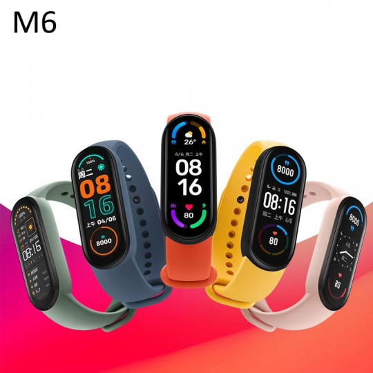 Smartband M6